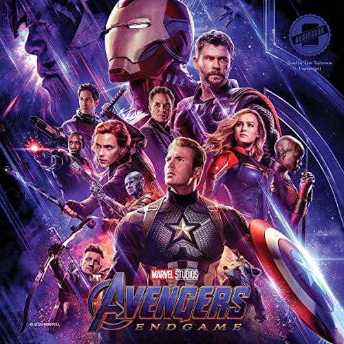 Avengers: Endgame cover art