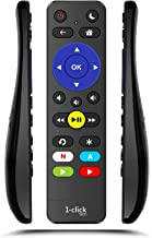 Best 1-clicktech Remote [2-in-1 with TV Power+Volume] for ROKU Express (3700, 3710, 3900, 3910, 3920, 3930), Compatible w/Premiere, Ultra, 4/3/2/1 [Not for ROKU Stick] Review