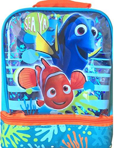 Finding Nemo & Dory 2 Compartment Children's Travel Lunch Box