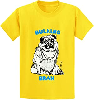 Moonflow It's Ok Brah, I'm Bulking Kids T-Shirt