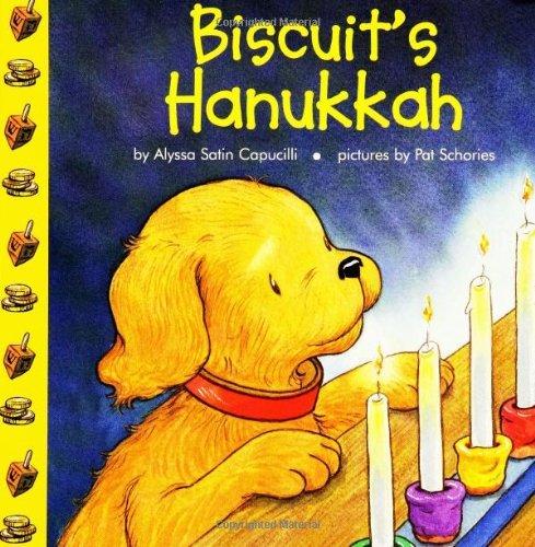 By Alyssa Satin Capucilli Biscuit's Hanukkah (Brdbk) [Board book]