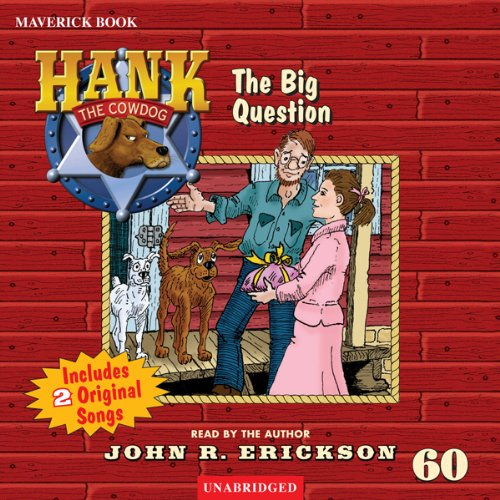 The Big Question audiobook cover art