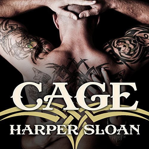 Cage audiobook cover art