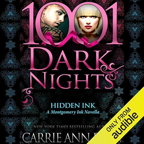 Hidden Ink audiobook cover art