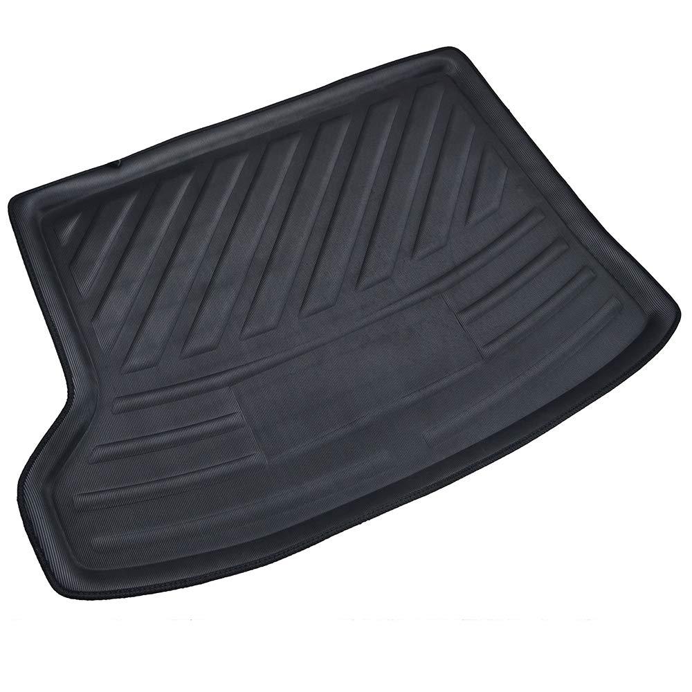 Amazon.es: XUKEY para Jeep Cherokee KL 2014-2019 2015 2016 2017 2018 maletero maletero maletero maletero maletero bandeja de equipaje bandeja bandeja de equipaje a medida