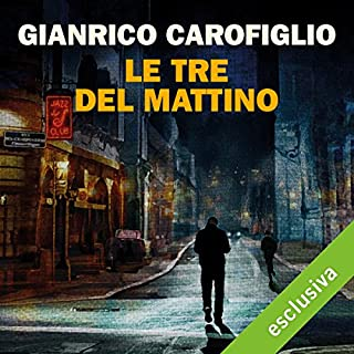Le tre del mattino cover art