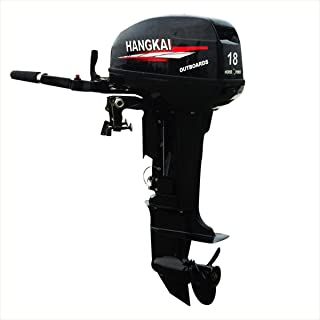 SEA DOG WATER SPORTS Outboard Motor 2 Stroke Inflatable Fishing Boat Engine(18 HP)