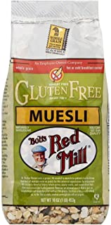 Bobs Red Mill Muesli Cereal 16.0 OZ(Pack of 6)