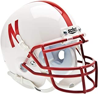 Schutt NCAA Nebraska Cornhuskers Mini Authentic