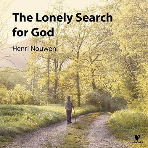 The Lonely Search for God cover art