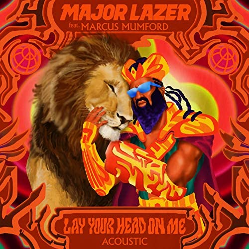 Major Lazer feat. Marcus Mumford