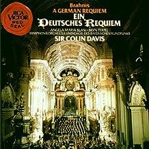 Brahms: Ein Deutsches Requiem, Op. 45 A German Requiem