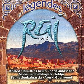 Les légendes du Raï Vol. II