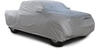 Coverking Custom Car Cover for Select Toyota Tacoma Models - Silverguard (Silver)