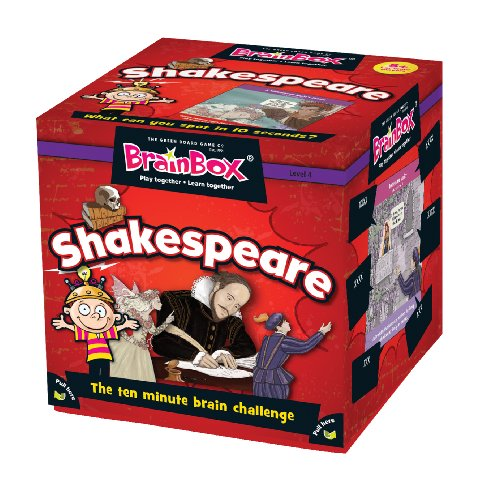 Unbekannt Brainbox - Shakespeare GB90042