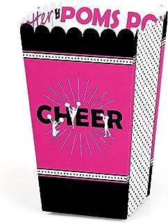 10 Pieces Cheerleader Party Favors