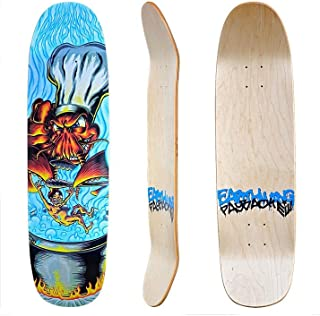 lordofbrands Earthwing Skate Skateboard Deck. Earthwing Deck Payback Lobster 8,5