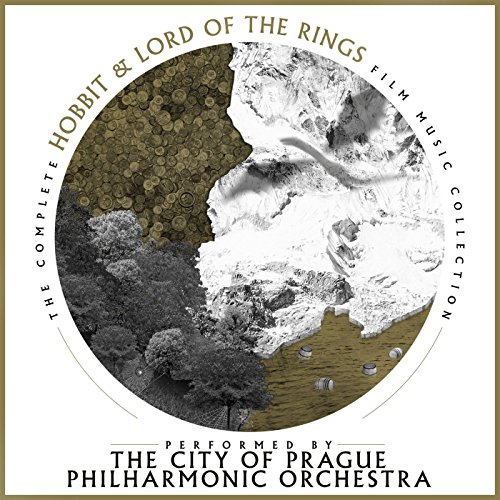 The Hobbit & The Lord Of The Rings Film Music Collection
