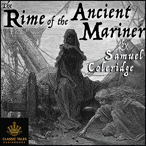 The Rime of the Ancient Mariner audiobook cover art