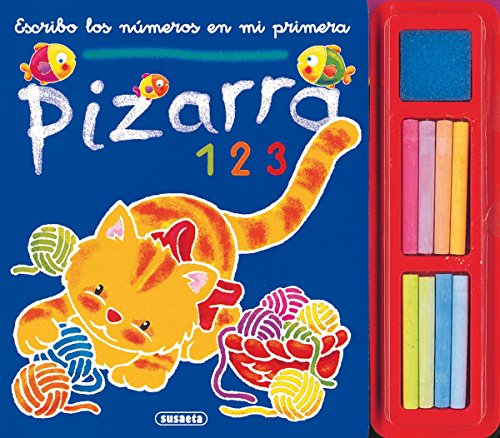 Pizarra (Escribo Los Numeros En Mi Primera Pizarra)