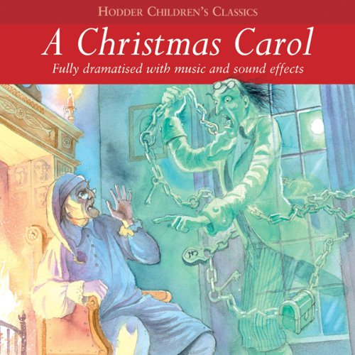 A Christmas Carol (Dramatised) cover art