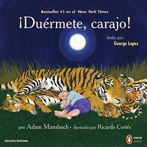 ¡Duermete, carajo! [Go the F--k to Sleep] audiobook cover art