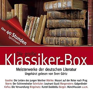 Die große Klassiker-Box Titelbild