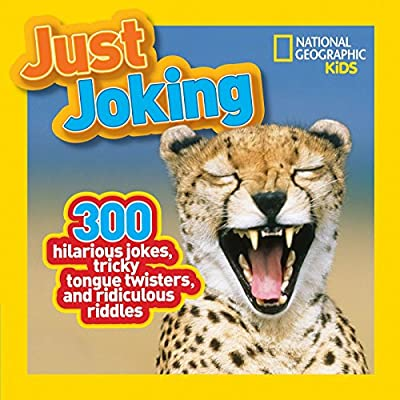 Just Joking is a little something to keep you giggling.