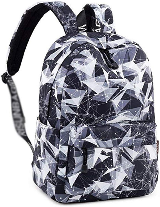 Unisex Galaxy Schultasche, Casual Laptop Rucksack für Teenager Jungen und Mdchen Picknick Reisen Geschenk Tasche Groe Kapazitt Multi-Pocket Leichtgewicht (gre   Gro)