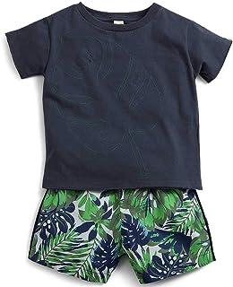 Conjunto Liberdade Green Verde - Toddler Menino