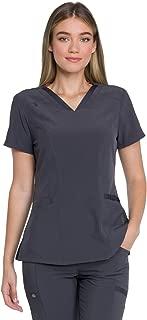 Dickies EDS Essentials Women's V-Neck Scrub Top