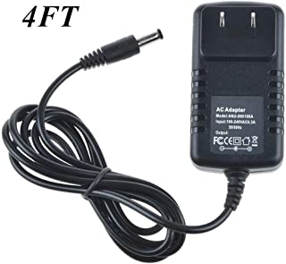 SLLEA AC-DC Adapter Charger Compatible with Boss JB-2 Angry Driver Overdrive Effects Pedal Power Supply Cord Mains PSU