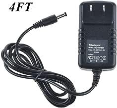 SLLEA AC Power Adapter Power Supply for Horizon Evolve 5 Elliptical EP584 2014-2015