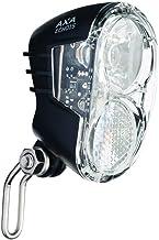 AXA 1 x koplamp Echo, zwart, 10 x 5 x 3 cm