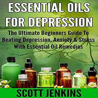 Essential Oils for Depression cover art