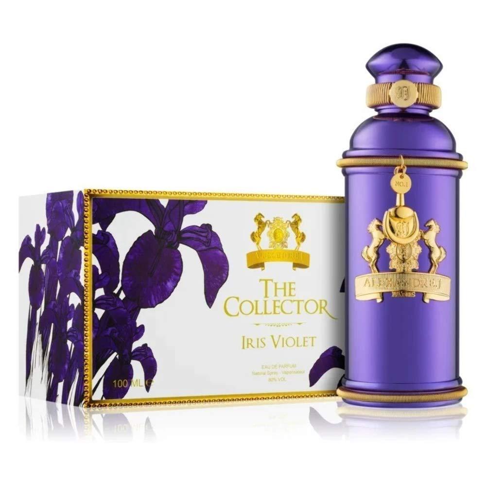 Alexandre Special price J Iris Factory outlet Violet Eau de oz 3.4 fl 100ml Spray Parfum