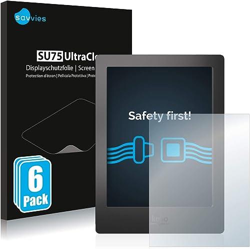 7a generaci/ón Protector Pantalla Vidrio Dureza 9H AirGlass BROTECT Protector Pantalla Cristal Compatible con  Kindle Paperwhite 2015