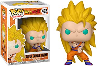 Pop Animation Dragon Ball Z - Super Saiyan 3 Goku Pop! Vinyl Figure #492