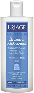 Uriage Cleansing And Protective Non-Rinse Care Nappy Area Cream, 400ml