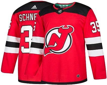 Amazon.com : adidas Cory Schneider New Jersey Devils Authentic ...