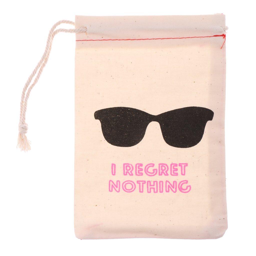 SM SunniMix Kit de Resaca de 30 Piezas Bolsas de Algodón con Cordón Baby Shower, Bautizo: Amazon.es: Hogar