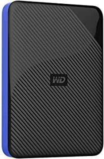 WD Gaming Drive - Works With PlayStation 4, 2TB, WDBDFF0020BBK-WESN