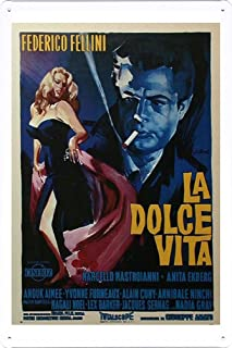 Movie Poster Home Theater Decor Metal Tin Sign Wall Art by Masterpiece Collection 20*30cm (OIL-MFB1263)