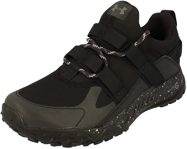 Under Time sale Armour Valstez Trek depot Mens Sneakers Shoes 3022620 Trainers