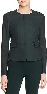 hugo boss green jacket sale
