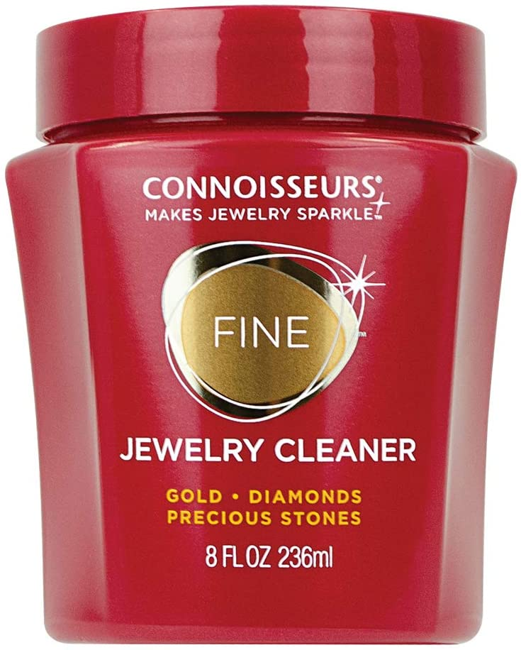 4. Connoisseurs Jewelry Cleaner
