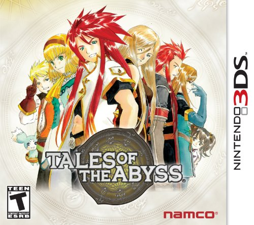 Namco Bandai Games Tales of the Abyss, 3DS Nintendo 3DS Inglés vídeo - Juego (3DS, Nintendo 3DS, RPG (juego de rol), T (Teen))