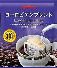 ブルックス ヨーロピアンブレンド 10g×90袋 ドリップバッグコーヒー 珈琲 BROOK'S BROOKS