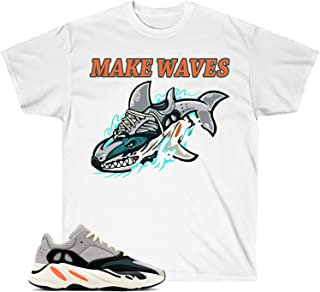Wave Runner 700 Shirt Black and White Tee Short-Sleeve Unisex T-Shirt