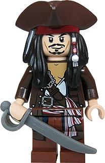 LEGO Piratas del Caribe - Figura del capitán